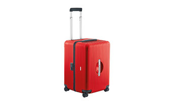 PTS Ultralight XL [Rimowa], Rouge Indien
